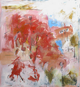 Abstraction in Pink, 2004<br/>