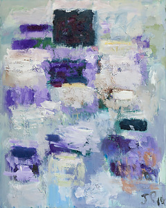 After Joan Mitchell II<br/>