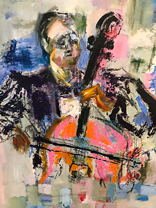 The Cellist<br/>